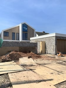 New Coastal Residence